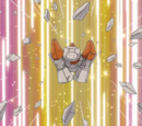Captured Legendary Pokémon