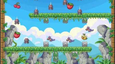 Birdy fruit level 8