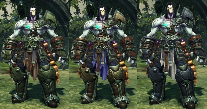 Darksiders II Armor Se...