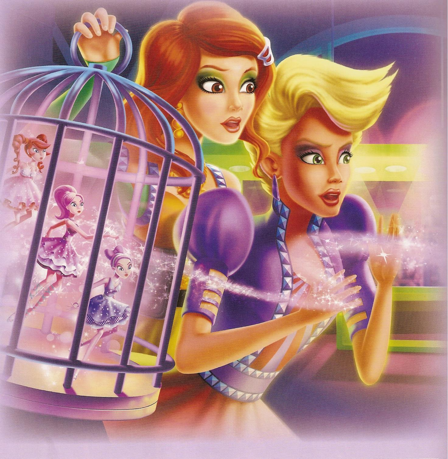 Image Barbie A Fashion Fairytale Book Scan Barbie Movies Wiki 39 39 The Wiki Dedicated