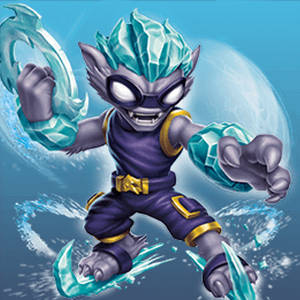 skylanders coloring pages freeze blade - photo#31