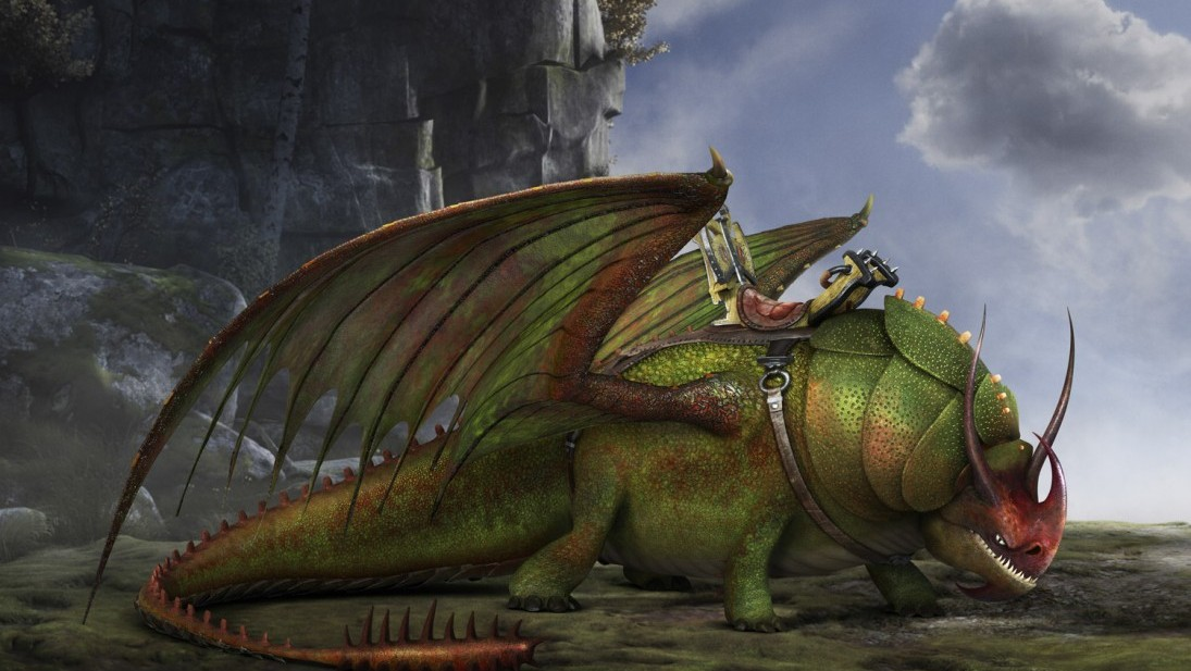 what how to train your dragon 2