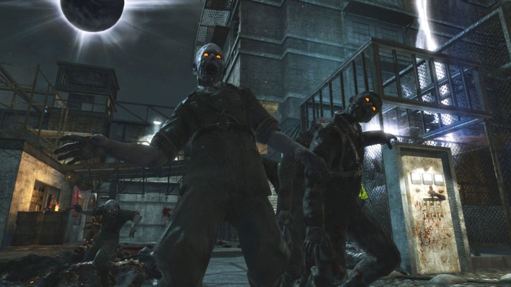 Call of Duty: World at War, DLC включает в себя три новых мультиплеер ка