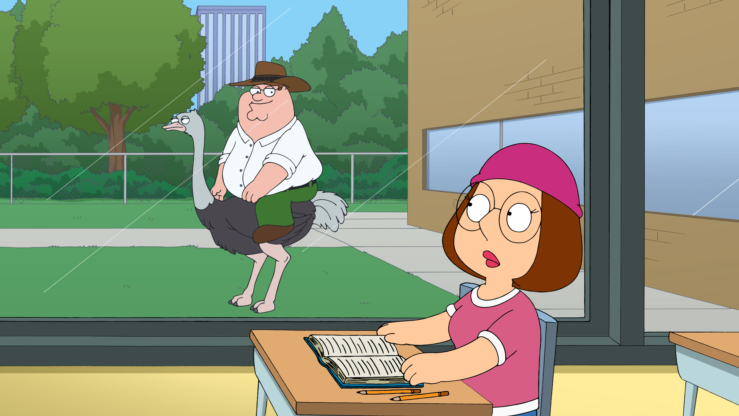 Family Guy general discussion/upcoming episode thread - Page 124
