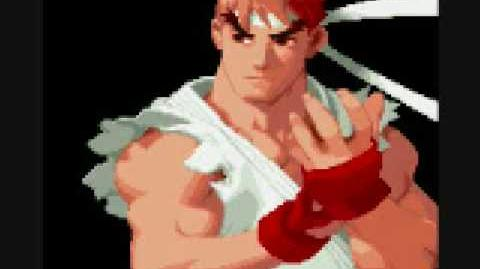 Street Fighter Alpha 2 Gold Theme of Ryu