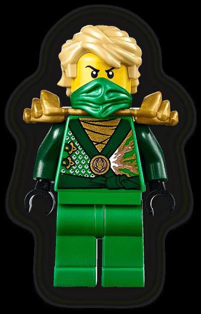 Lloyd garmadon brickipedia the lego wiki - Ninjago lego lloyd ...