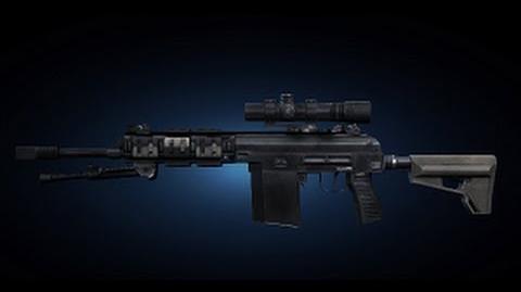 TKPD Sniper Shooting Test