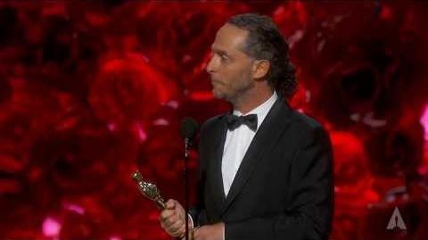 """Gravity"" winning Best Cinematography"