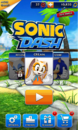 Sonic Dash Cream Home Page.png