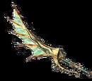MH3U - Grande Epée - Lame nageoire
