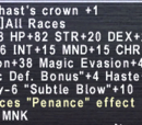 Hesychast's Crown +1