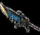 MH3U - Grande Epée - Aile bleue