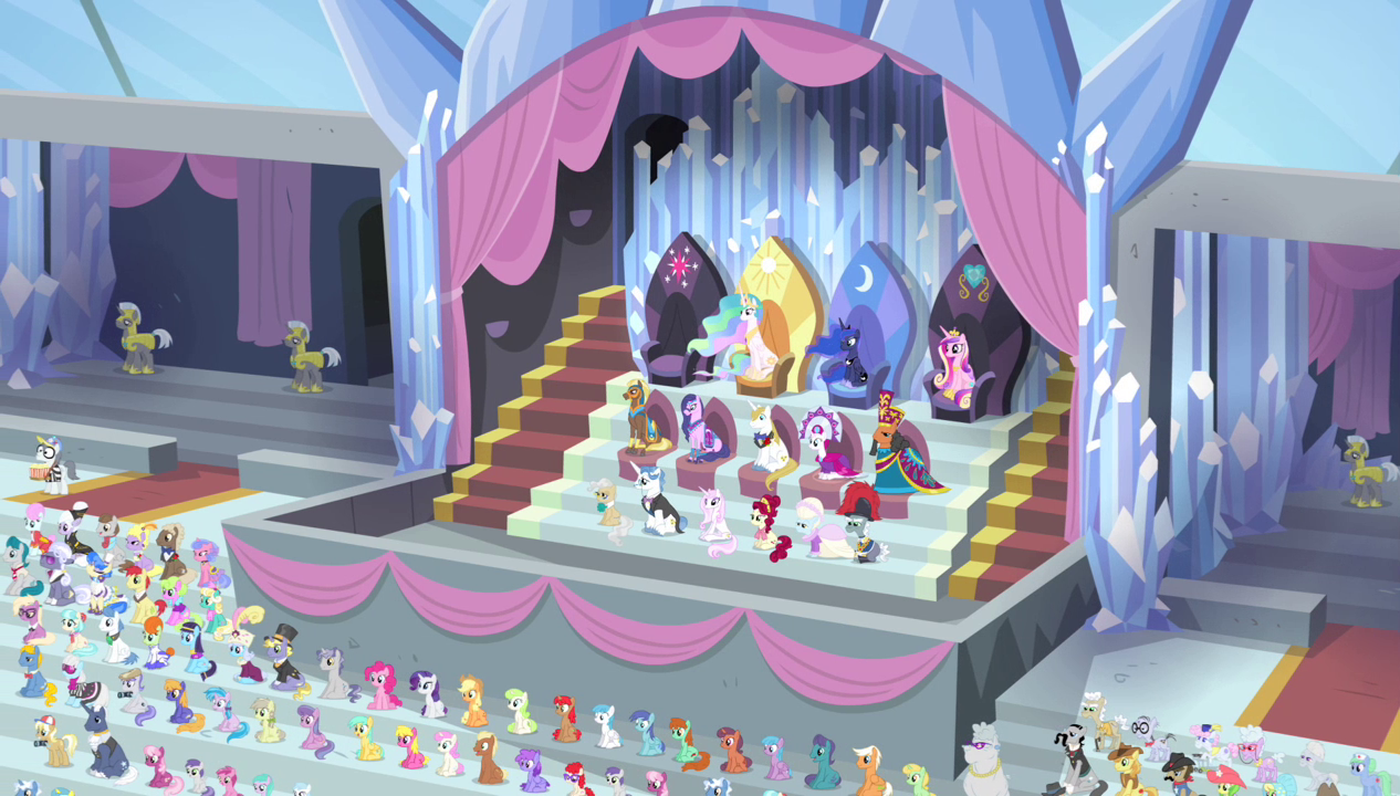Tropes C To D My Little Pony Friendship Is Magic Tv Tropes