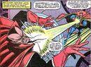 Kaluu (Earth-616) and Stephen Strange (Earth-616) from Strange Tales Vol 1 150 001.jpg