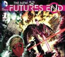 The New 52: Futures End/Covers