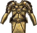 Hauberk of Gleaming Gold