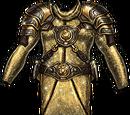Hauberk of Gleaming Gold