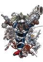 Nick Fury's Howling Commandos Vol 1 1 Textless.jpg