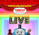 Thomas' Adventures with SamTheThomasFan1 & Ackleyattack4427 LIVE (DVD)
