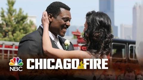 Chicago Fire - Chief Boden's Wedding Ceremony (Episode Highlight)