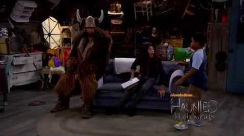 Haunted Hathaways - Haunted Viking Sneak Peek