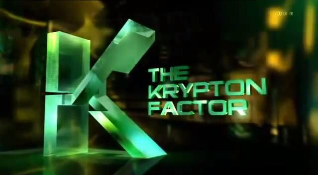 The Krypton Factor Logopedia The Logo And Branding Site