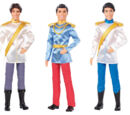 Disney Princes Dolls