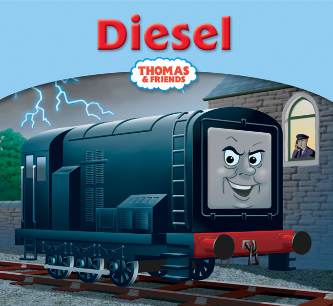 diesel thomas the tank engine - photo #31