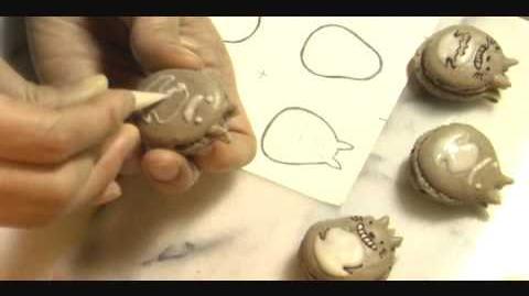 Panda-Nin/Süße Totoro-Kekse
