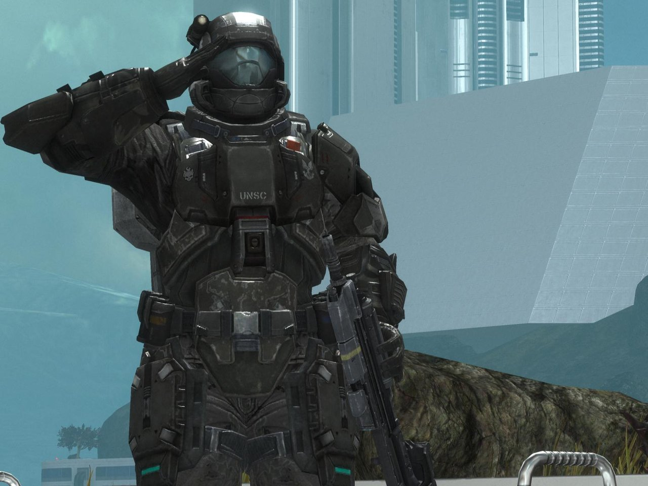 How will odsts look halo the master chief collection - Master chief in halo reach ...