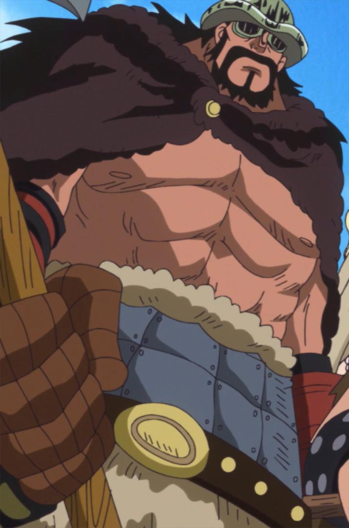 Hajrudin The One Piece Wiki Manga Anime Pirates