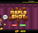 Maple Shot