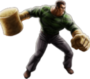 Sandman/Hero
