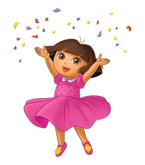Dora Dace Wedding Cake