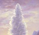 Weißer Baum