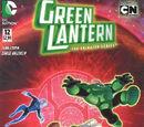 Green Lantern: The Animated Series Vol 1 12