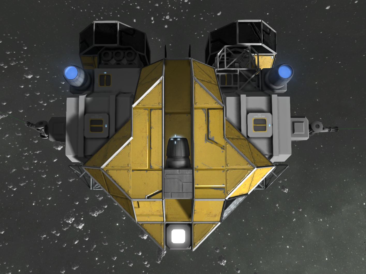 Space engineers mining ship page 2 pics about space - Small reactor space engineers gallery ...