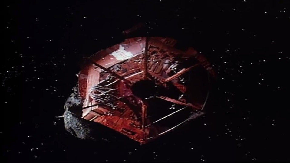 red dwarf ship model kit - photo #32