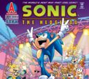 Archie Sonic the Hedgehog Issue 201
