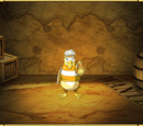 黃盜人ペンギン