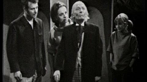 Ian e Barbara deixam o Doctor - Doctor Who - The Chase - BBC