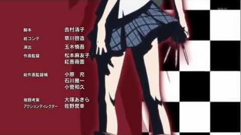 Akuma no Riddle Ending 1【HD】-0