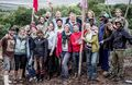 Greenpop tree planting group, May 2014, photo - Jacques Smit, 5-28-14.jpg