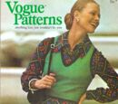 Vogue Patterns August/September 1972