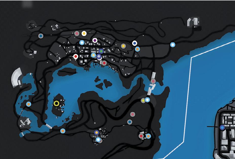 Pawnee Map Watch Dogs