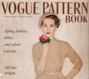 Vogue Pattern Book February/March 1953