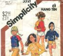Simplicity 5521 A