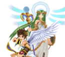 Carroza de Kid Icarus