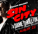 Ben Valentine (Justis Kills)/A Dame To Kill For Trailer Reactions