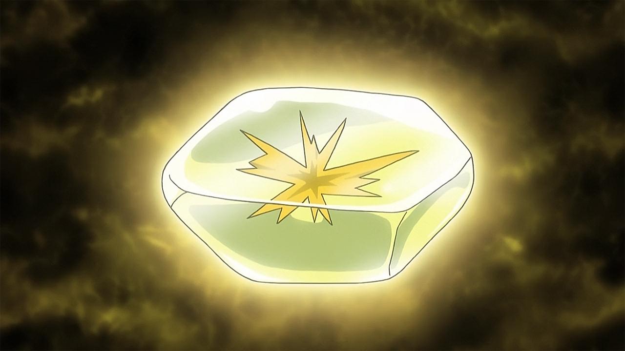 Image - Shiny Stone anime.png - The Pokémon Wiki